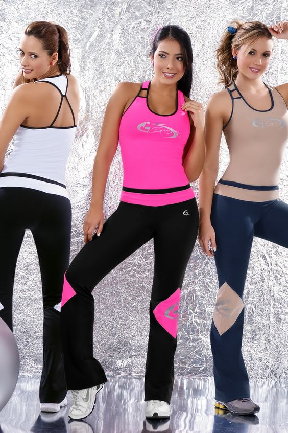 Cute Workout Clothes...