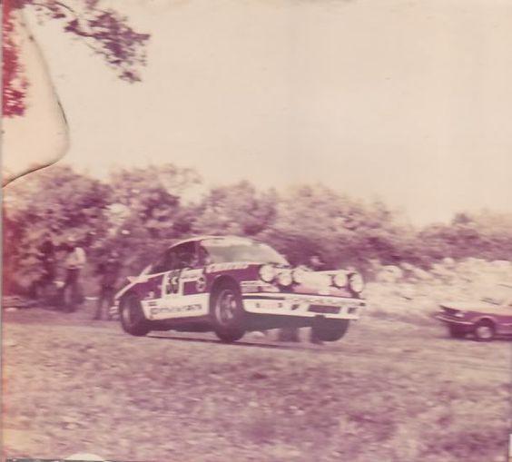 Porsche 911. Kinetic. Date and venue unknown.
