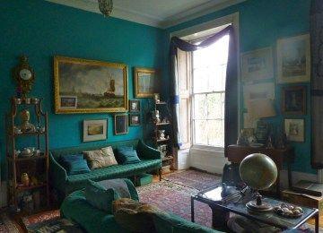 Wandfarbe Deep Schlafzimmer Wand Gelbes Wohnzimmer Schoner Wohnen Trendfarbe