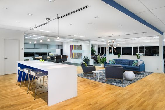 staff kitchen lounge at fort capital office interior design by ssdg interiors inc capital office interiors