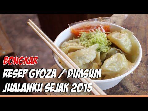 Membuat Dimsum Gyoza Untuk Usaha Rumahan Resep Ini Saya Pakai Jualan Sejak 2015 Youtube Ide Makanan Resep Makanan