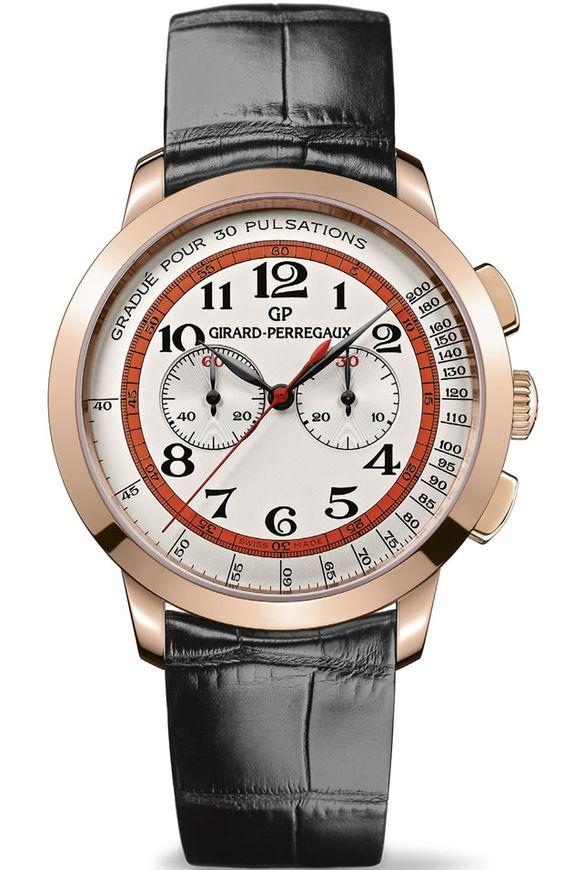 Girard Perregaux 1966 Chronograph 'Doctor's Watch' For Dubail