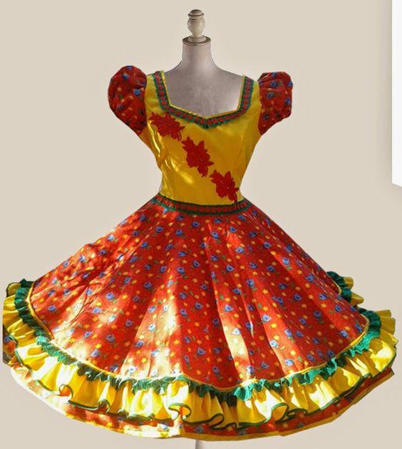 Vestido de China, huasa chilena!: