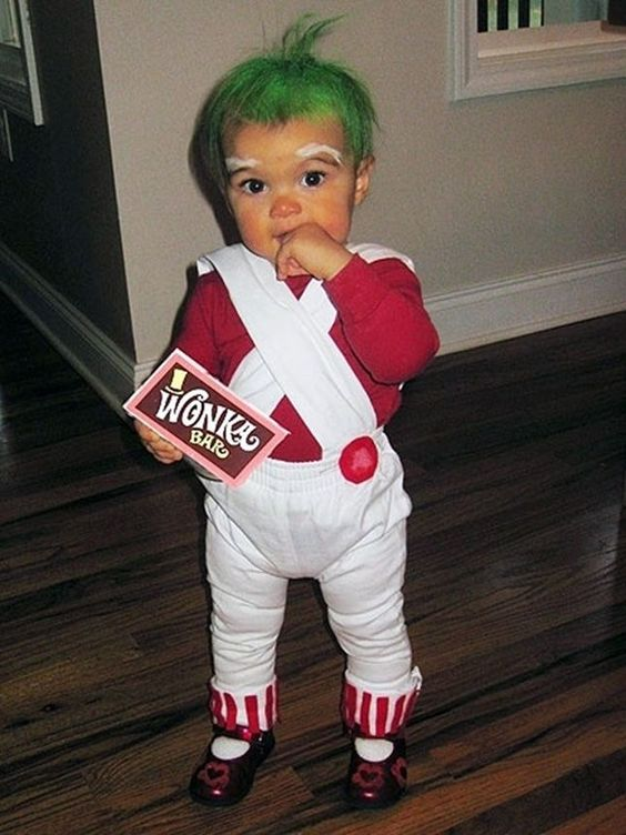 8 Creative and Adorable Baby Halloween Costumes Halloween costumes - unique toddler halloween costume ideas