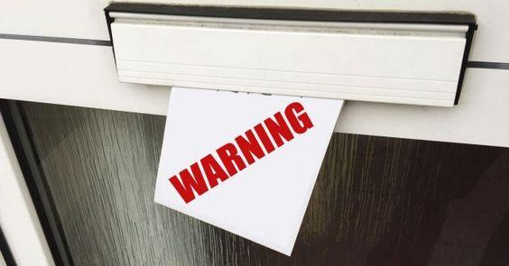 Got Warning Letter for Using Kodi? VPN Pinterest - warning letter
