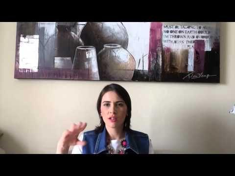 Palestra Etapas de uma Consultoria de Imagem e Estilo com Lilian Jordão - YouTube