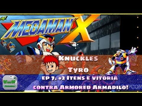 Mega Man X  - EP 7. +2 Itens e vencemos o Armored Armadilo! | Blog Viiis...