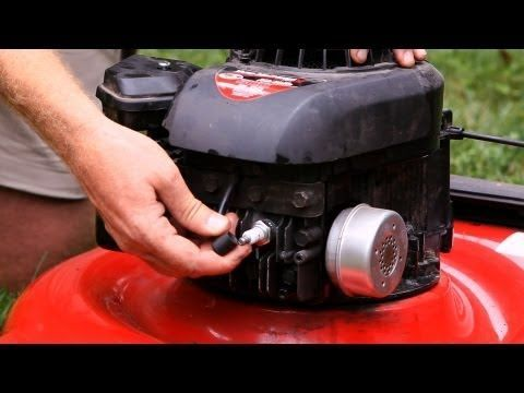 Learn How To Tune Up A Lawn Mower Get Tips To Get It Starting Smoothly After The Winter Season With Fuel Stabilizer And Fuel Revi With Images Winter Lawn Lawn Garden