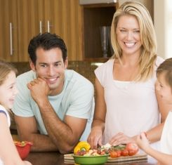 Moms who think: 8 weeks of healthy dinners.