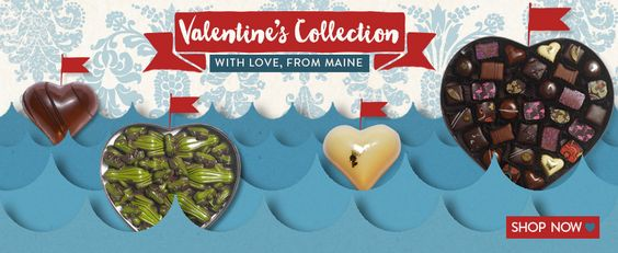 Adventurously Flavored Chocolate Hand-Crafted in Maine.
