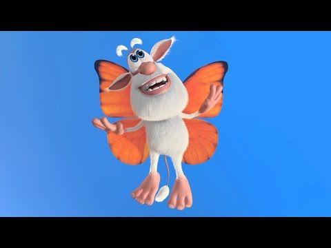 Booba I Wanna Fly Episode 54 Funny Cartoons For Kids Booba Toonstv Youtube Funny Cartoons For Kids Funny Cartoons Cartoon Kids