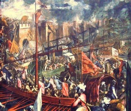 ΟΡΘΟΔΟΞΗ ΠΙΣΤΗ: The conquest of Constantinople by the LatinsΗ άλωσ...
