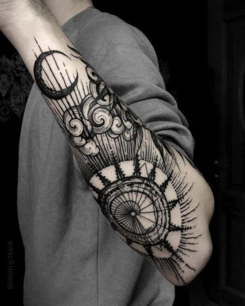 De 200 Fotos De Tatuajes En El Brazo Para Hombres Mejores Tatuajes Antebrazo Tatuajes Chiquitos Brazos Tatuados