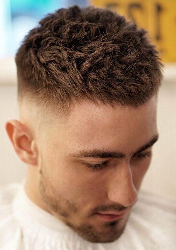 Haare kurze männer Mögen Frauen