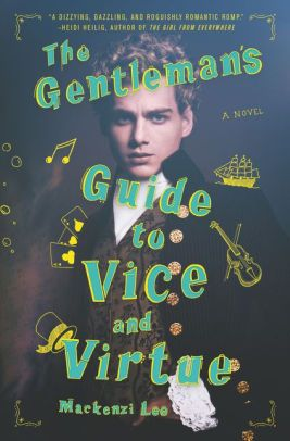 The Gentleman's Guide to Vice and Virtue (Mar- audiobook)