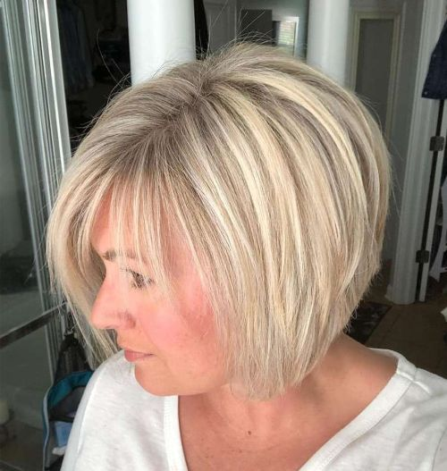 50 Hottest Bob Hairstyles For Fine Hair Julie Il Salon Bob Hairstyles For Fine Hair Choppy Bob Hairstyles For Fine Hair Thin Fine Hair