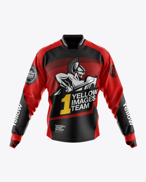 Download Paintball Jersey Mockup In Apparel Mockups On Yellow Images Object Mockups Clothing Mockup Design Mockup Free Shirt Mockup