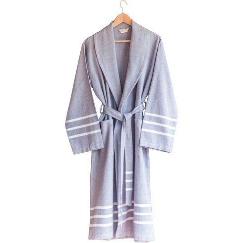 Ellijay 100 Cotton Jersey Bathrobe Heavy Clothing Bathrobe Cotton