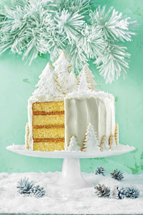 Recipes You Need To Try This Holiday Season: Coconut Cake with Rum Filling and Coconut Ermine Frosting