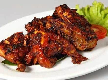 15 Aneka Resep Ayam Bakar Bumbu Paling Enak Aneka Resep Masakan Ayam Enak Resep Masakan Resep Vegetarian Resep