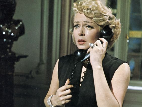 Lana Turner in David Lowell's MADAME X ('66)