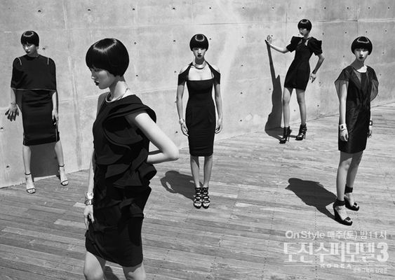 Korea's Next Top Model 3