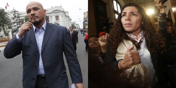 Comisión Belaunde Lossio: Ilan Heredia y Rocío Calderón fueron citados para este martes