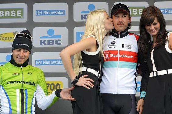 Tour of Flanders - in this case, they were both winners?!