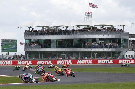 MotoGP: Donington rinuncia, British GP 2015 di nuovo a Silverston