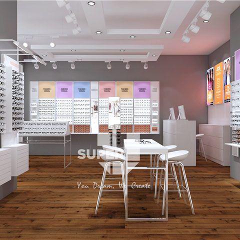 Optical Shop Design 3 Modelos De Lojas Prateleiras Para Loja Modelos