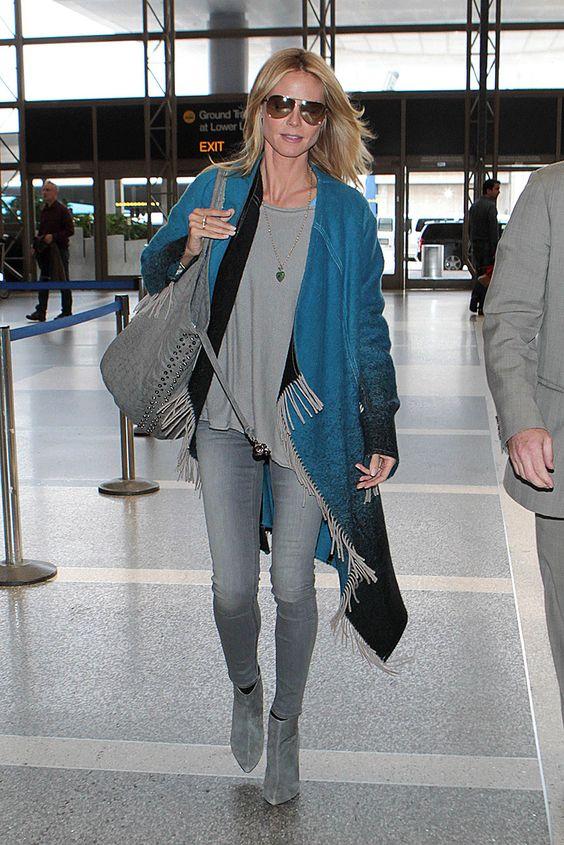 Heidi Klum en Los Ángeles.