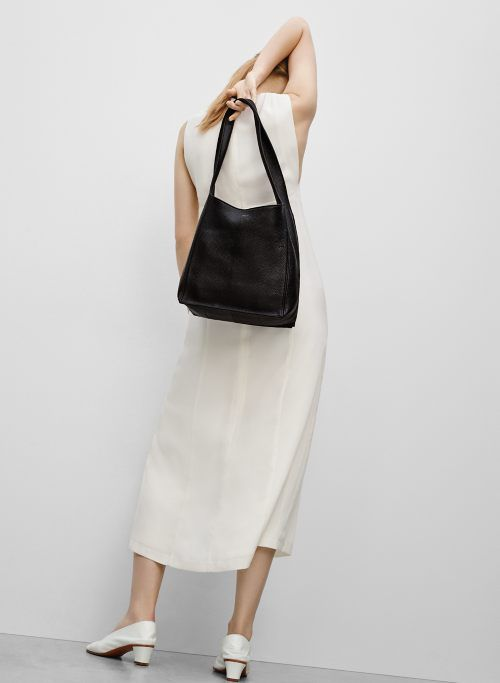 MINI SILO HOBO BAG | in beige tho | HANDBAGS & WALLETS | Pinterest ...