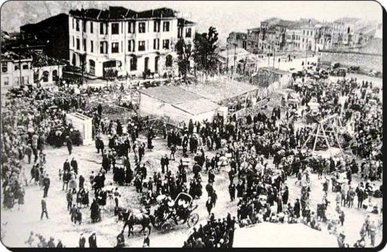 Kurtuluş (Tatavla) - 1920 ler