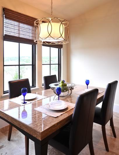 Dining Design. NR Interiors San Antonio, TX.