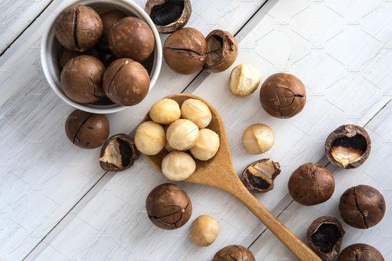 Hạt Macadamia tốt cho tim mạch