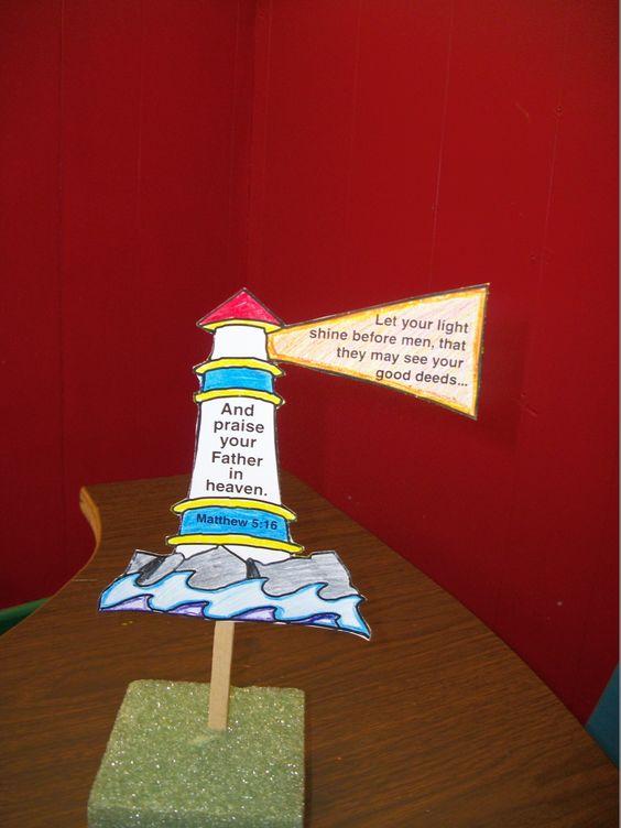 ... shine craft. | Preschool Bible Lessons | Pinterest | Crafts and Lights
