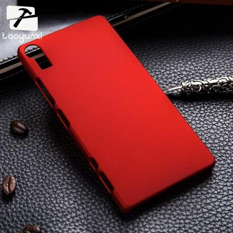 TAOYUNXI Matte Plastic Case For Lenovo Vibe Shot Z90 Cases