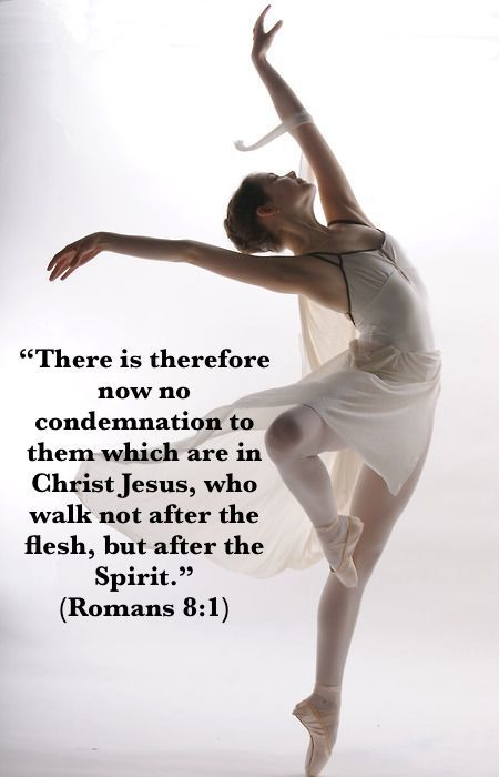 "Walking in the Spirit ""There is therefore now no condemnation to them which are in Christ Jesus, who walk not after the flesh, but after the Spirit."" (Romans 8:1):"