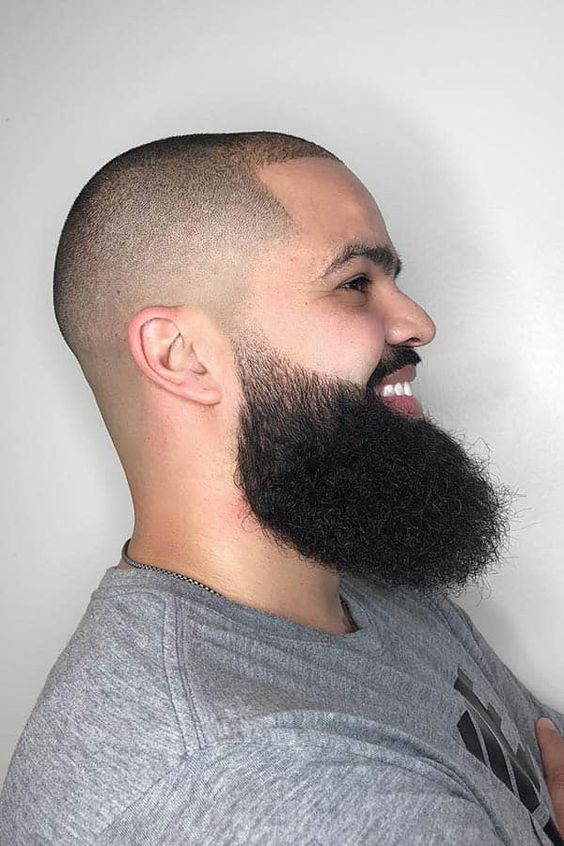 Hairstyles For Black Men with Thin Hair