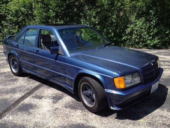 Mercedes benz 190e 23 16 190e 25 16 w201 198293 cc learn more about 1985 mercedes benz amg on bring a trailer the home of the best vintage and classic cars online sciox Gallery