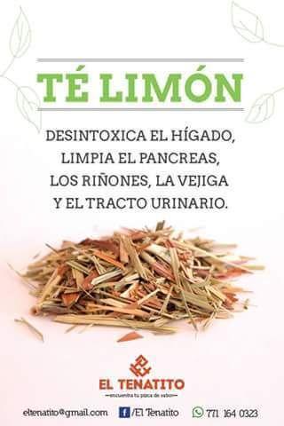 Té limón