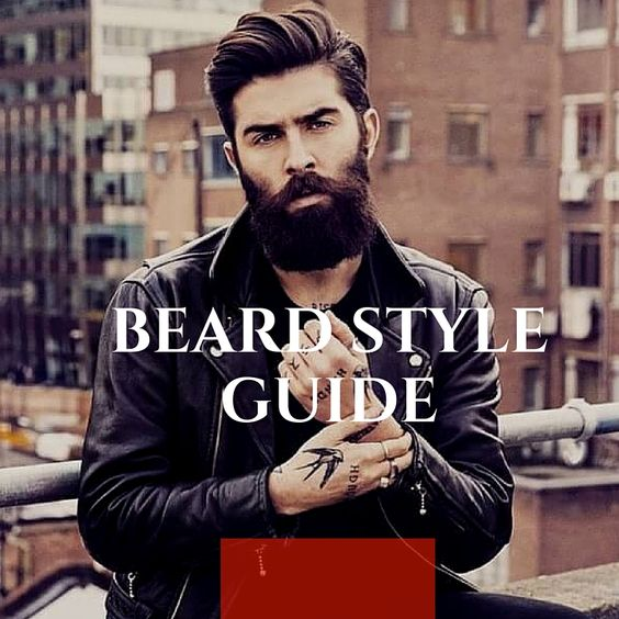 Admirable Beard Styles Beards And Style Guides On Pinterest Short Hairstyles For Black Women Fulllsitofus