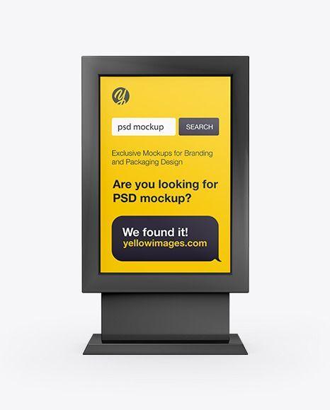 Download Take Away Box Mockup Yellow Images