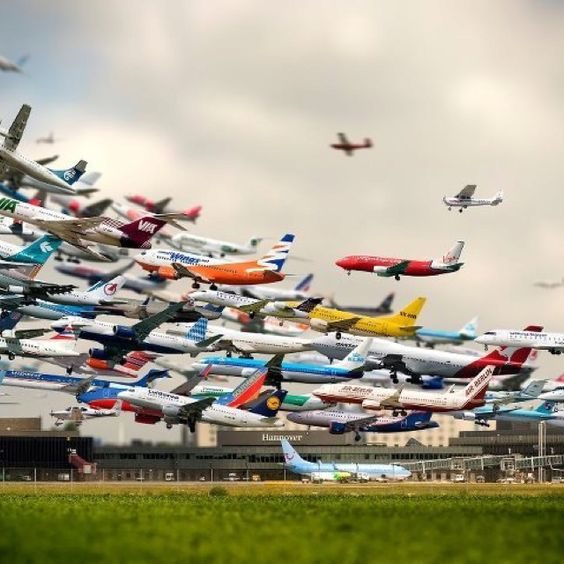 @ Flughafen Hannover - Langenhagen
