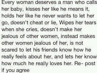 Everyone deserves it. Repin / Like if you agree.