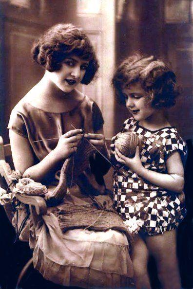 Knitting:
