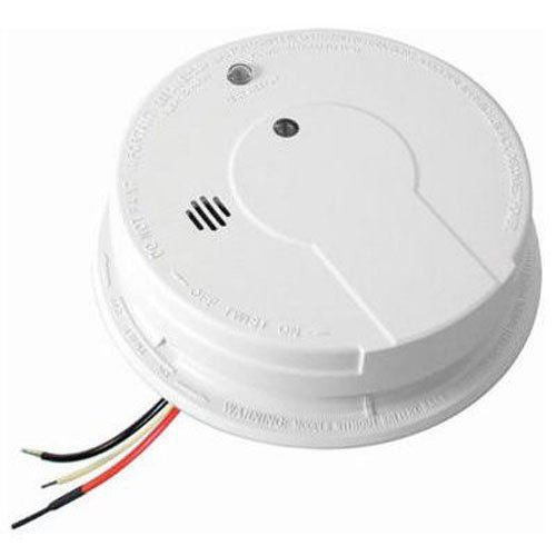 Kidde 1275 Hardwire Smoke Alarm with