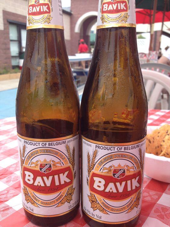 Bavik Belgium Beer since 1894 - the same year British & Belgian secret accord on dividing Central-Africa