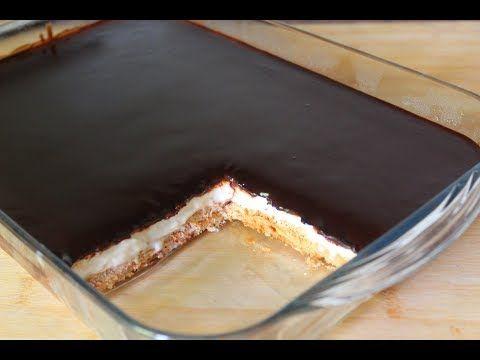 حلى بارد Food Processor Recipes Cooking Recipes Dessert Cake Recipes