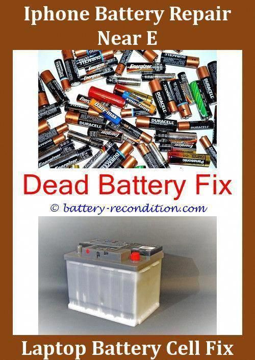 Pin On Recondition Old Batteries
